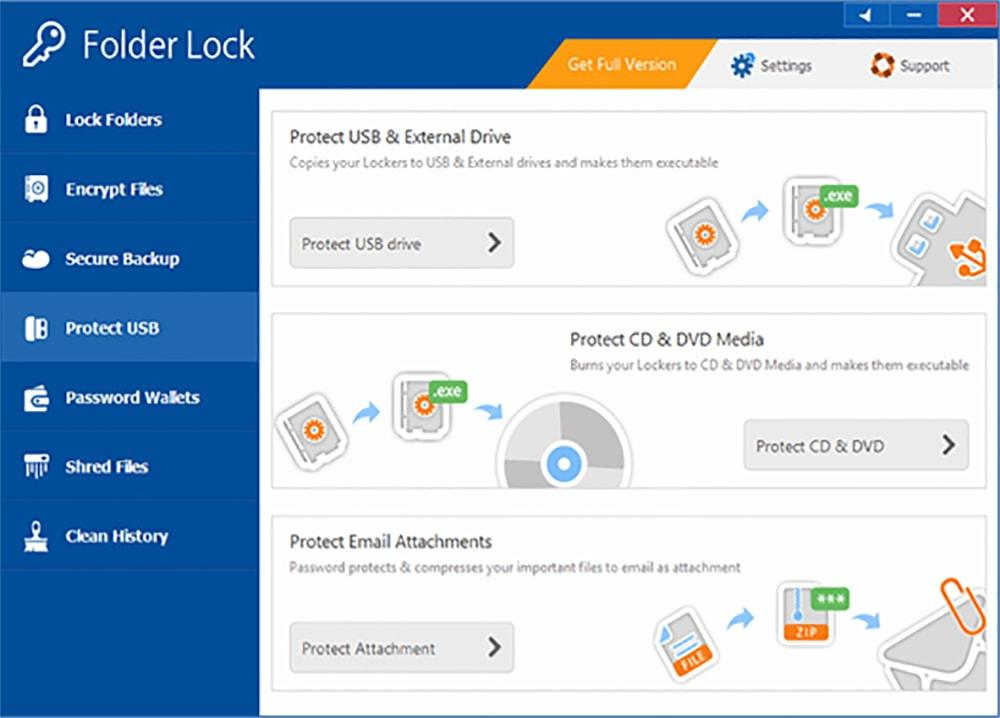 Folder Lock 7.7.6 Crack Updated Version 2018 Free Download