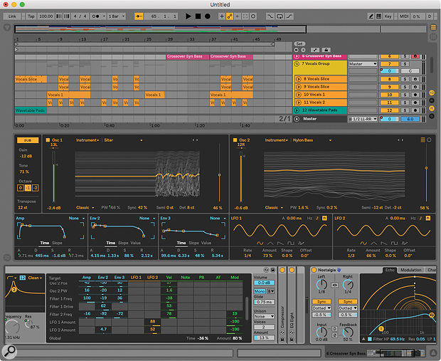 Ableton Crack + Patch Download [Win+Mac]