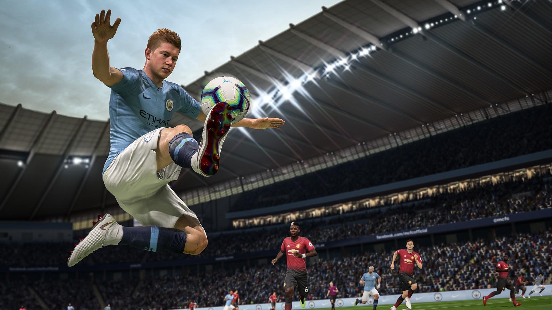 FIFA 19 Crack Fix - CPY Free Salvage