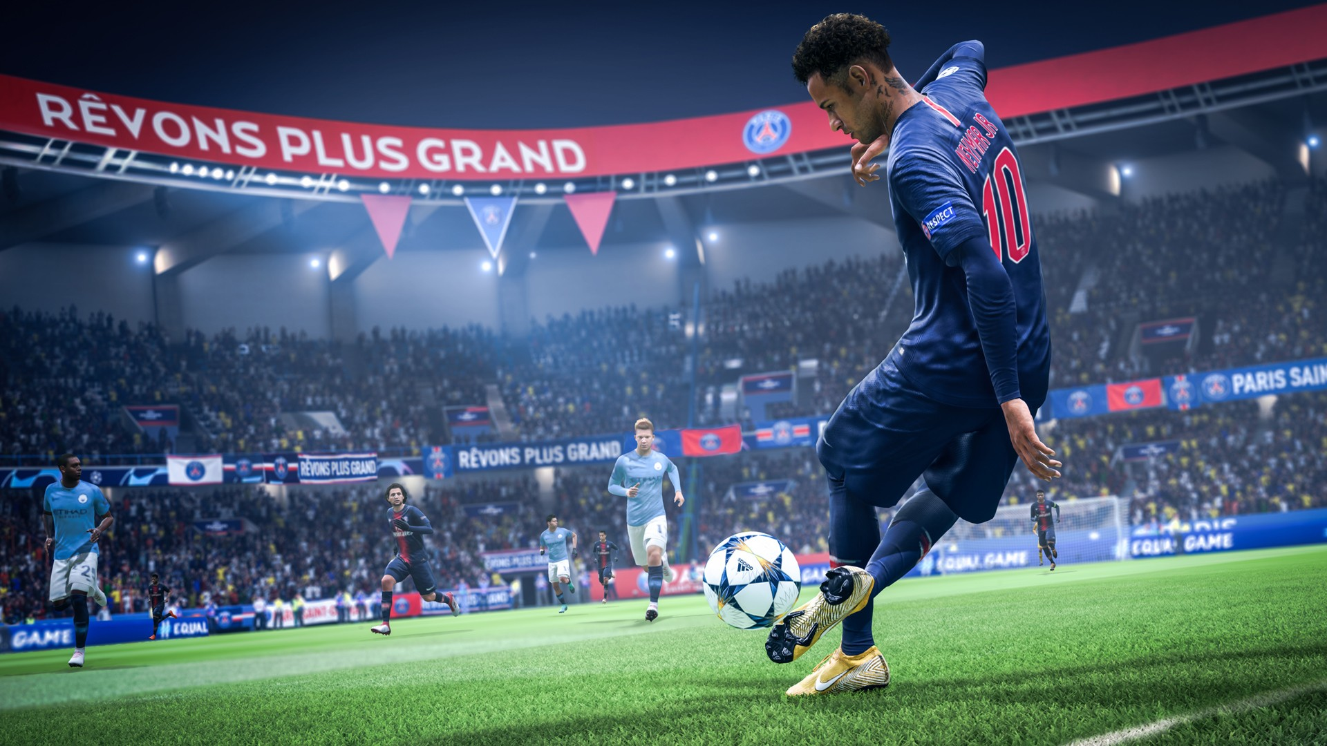 FIFA 19 Crack Fix - CPY Free Download