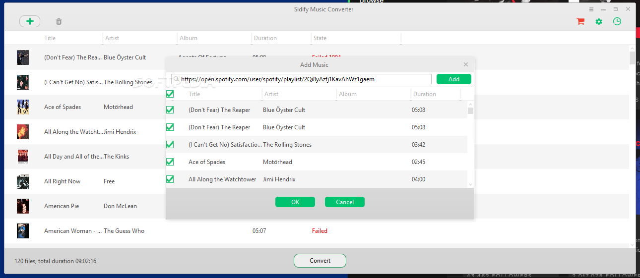 Sidify Music Converter Crack 1.3.6