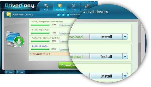 Driver Easy 5.6.14 Screenshots