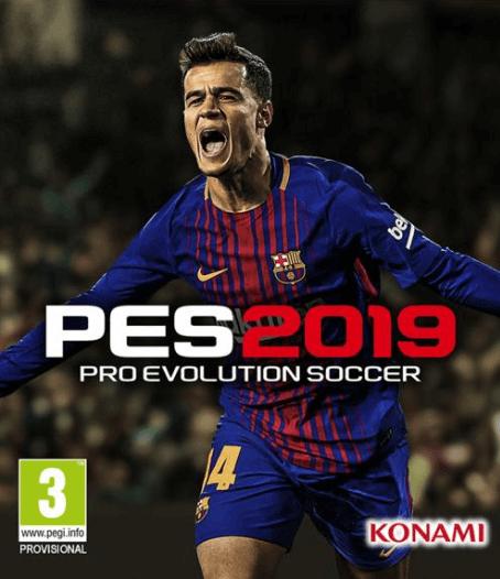 Pro Evolution Soccer 2019 Free Download for PC + Torrent Link | PES 2019 Crack