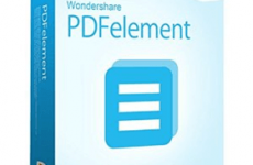 Wondershare PDFelement 6.8.6 Pro License Key Free Download