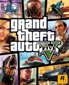 GTA V v5 Crack Free Download For PC (3DM)