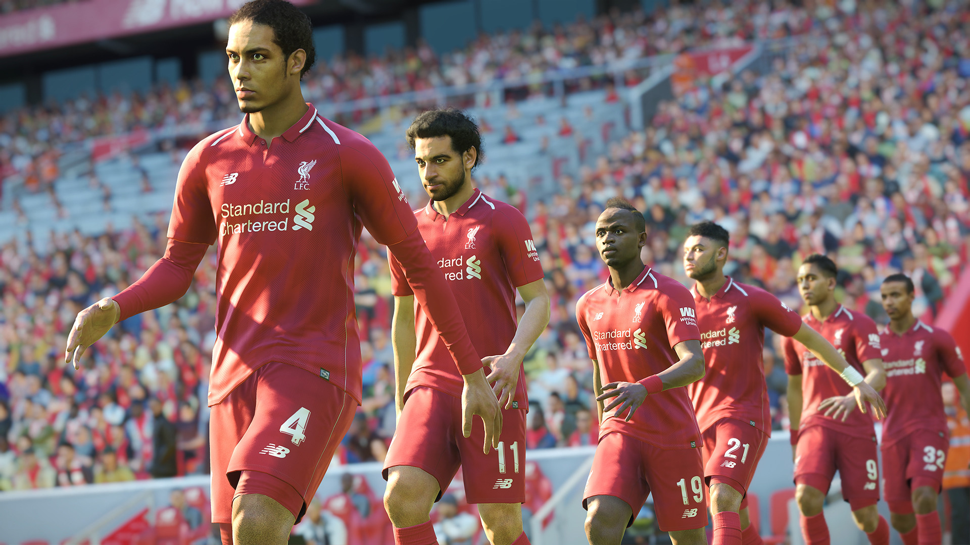 Liverpool Wallpaper PES