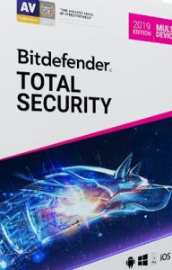BitDefender Total Security 2019 Crack + Serial Key with Patch