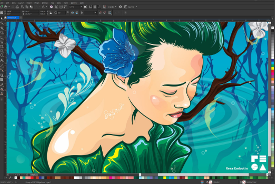 CorelDRAW Graphics Suite x8 Crack v20 (x86 & x64 bit)