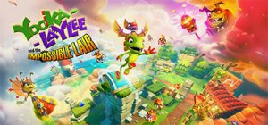 Yooka Laylee and the Impossible Lair Free Download for PC (HOODLUM)
