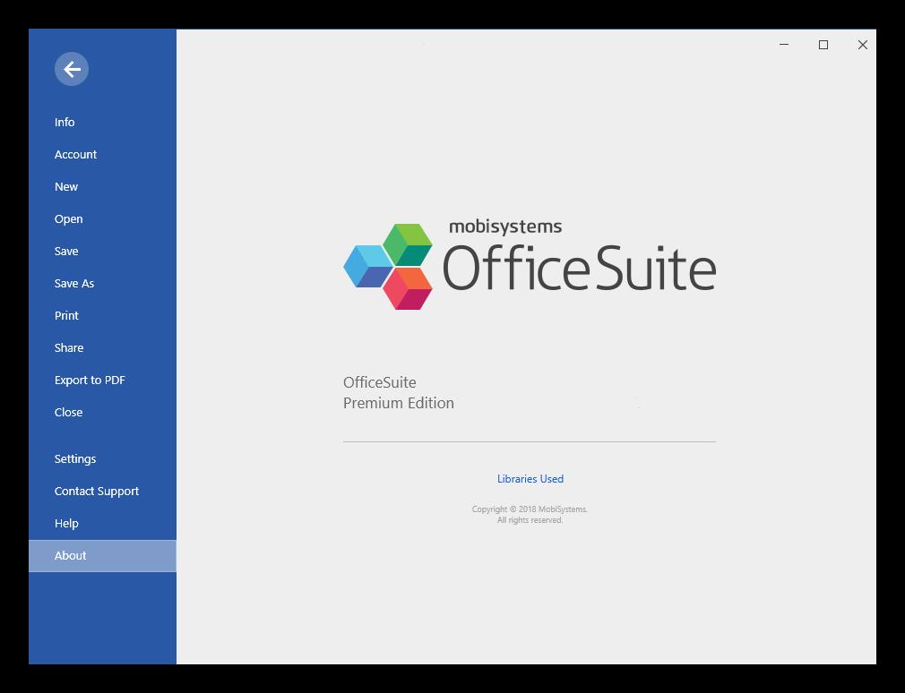 OfficeSuite Premium Free Download