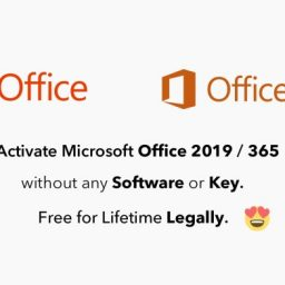 Activate Microsoft Office 2019 without Product Key Free [100% Working]