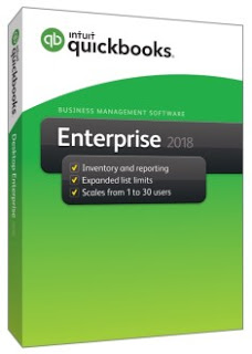 QuickBooks Enterprise Accountant 2018 Crack v18.0 R4 + License Key