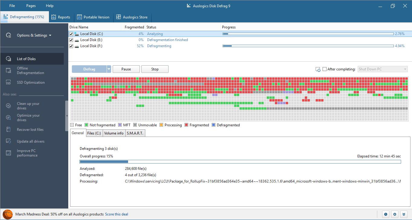 Auslogics Disk Defrag Pro Crack 9.5.zero with Keygen [Latest] thumbnail