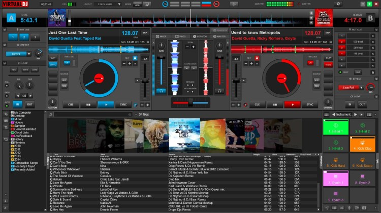 Atomix VirtualDJ Pro 2020 Crack with Keygen [Latest]