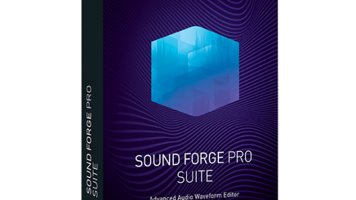 MAGIX SOUND FORGE Pro Suite 14.0.0.65 Crack Full Version with Key