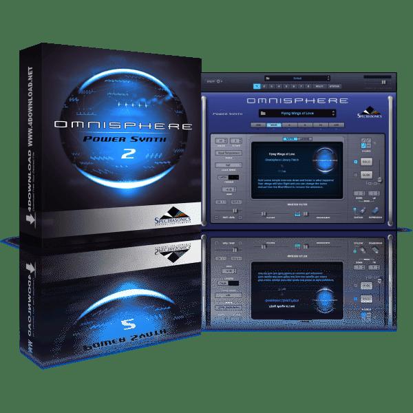 Spectrasonics Omnisphere Crack 2.6.1e with Keygen [2021] thumbnail